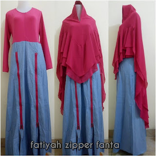 Fatihah Ziffer Red