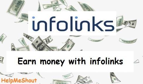 How to earn money using Infolinks 2019 || Infolinks review