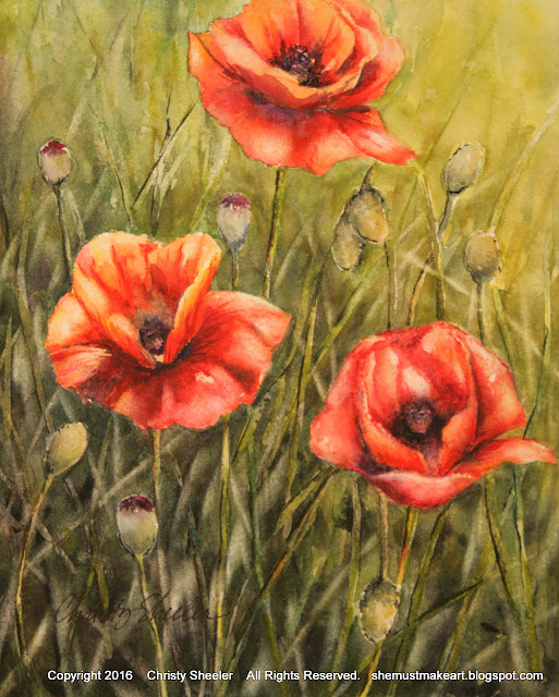 https://www.etsy.com/listing/269735973/poppies-stand-tall-original-watercolor