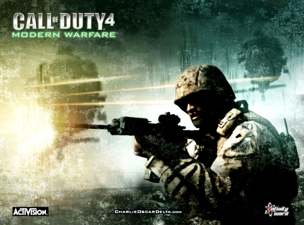 Call Of Duty Modern Warfare 4 Ps4 Wallpapers Wallpapers Space