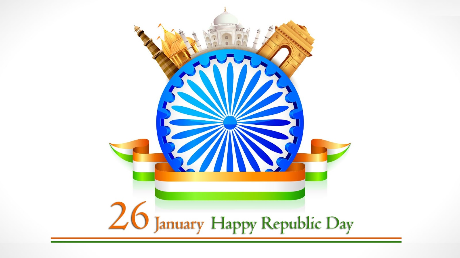 Best Republic Day 26 January 2019 Gif Images Wishes Sms Quotes