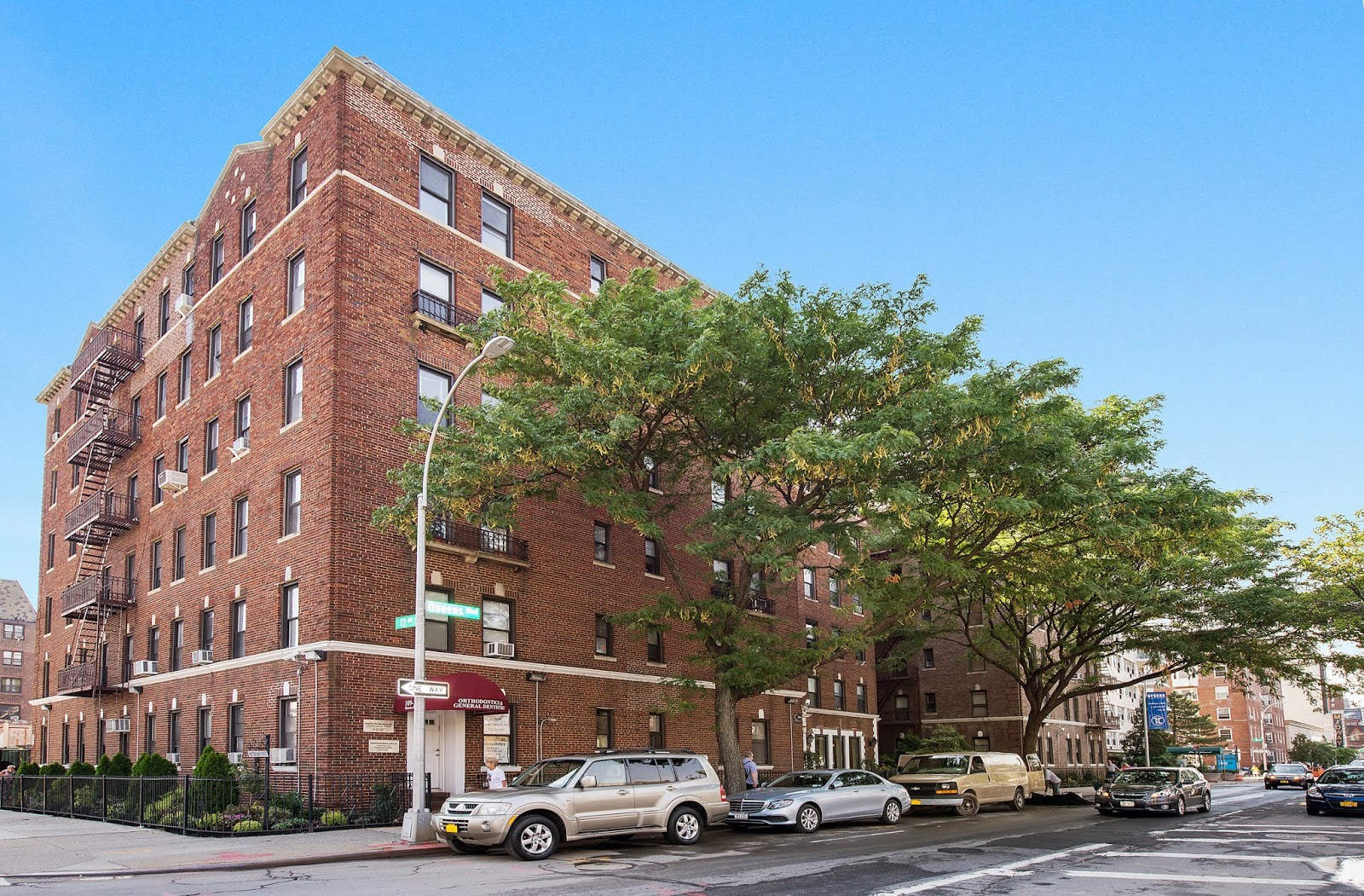 Edge of the City: Forest Hills Condo Conversion at 72nd Road and ...