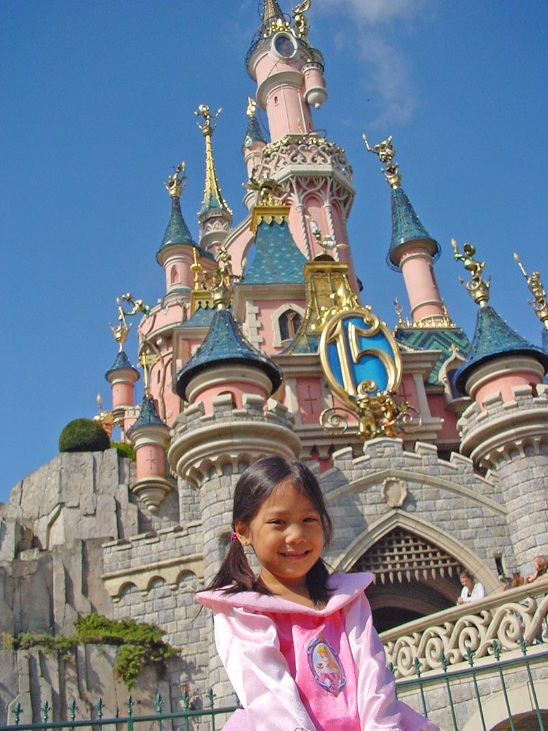 Of Princesses and Castles: Living a Fairy Tale