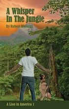 A Whisper in the Jungle by Robert Mwangi book cover