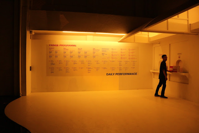 Cerita Foto, Pembukaan ART|JOG|10 - Changing Perspective