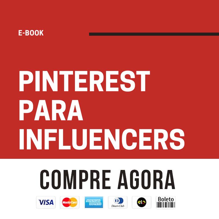 Pinterest para Influenciadores Digitais
