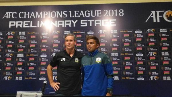Tiba di Bali, Pelatih Tampines Rovers Malah Terkejut