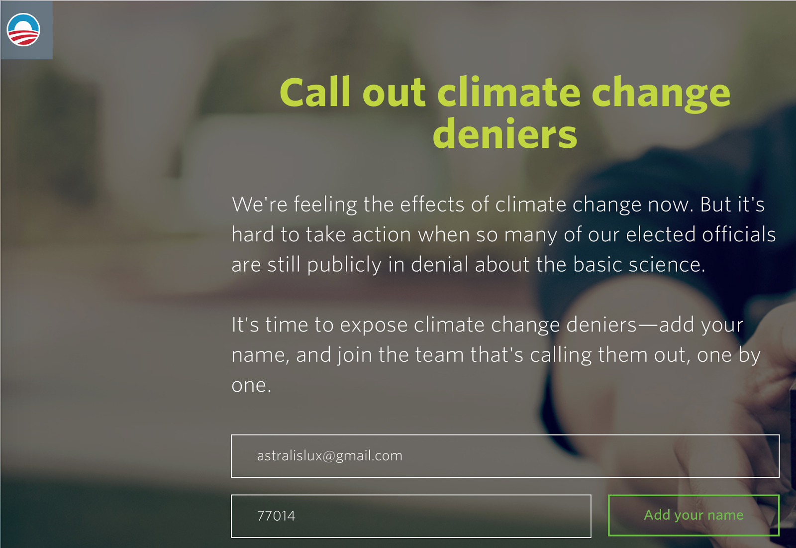 MSE Creative Consulting Blog: Global Warming McCarthyism