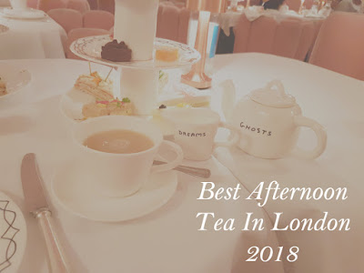 Best afternoon tea London 2018