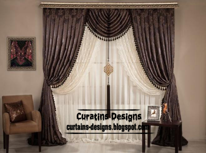 Curtain Design Ideas Images: Curtain Designs