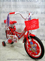 16 Inch Piyo-Piyo OPC ( One Piece Crank ) Kids Bike