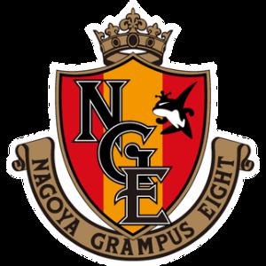 2019 2020 Plantilla de Jugadores del Nagoya Grampus 2018 - Edad - Nacionalidad - Posición - Número de camiseta - Jugadores Nombre - Cuadrado