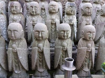 jizo templo hasedera kamakura