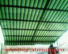 harga canopy rumah