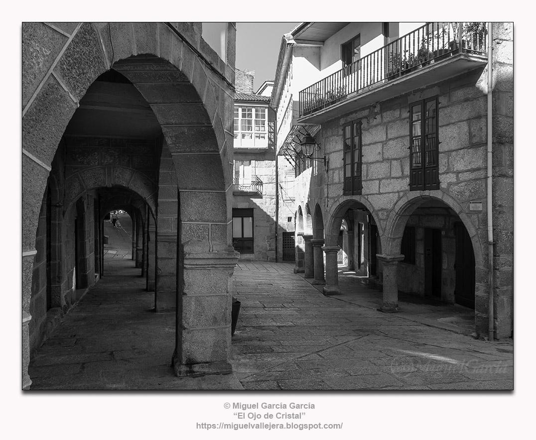 Judería de Ribadavia (Ourense)