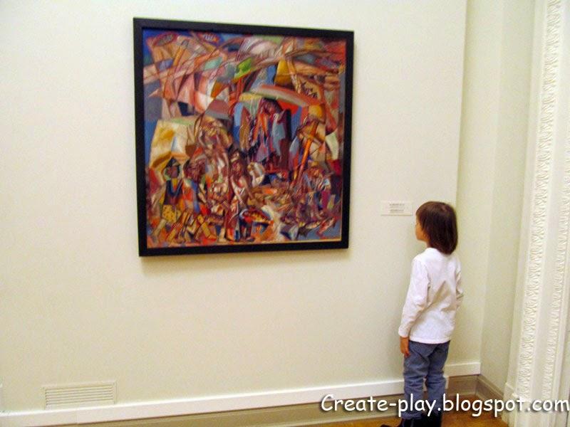 Филонов дети Русский музей