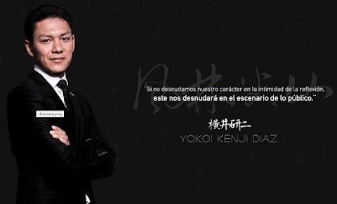 YOKO KENJI: Excelente conferencista y motivador