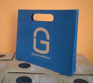 bikin paper bag untuk butik desain sendiri
