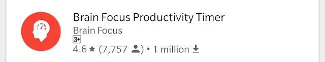 app concentracion productividad
