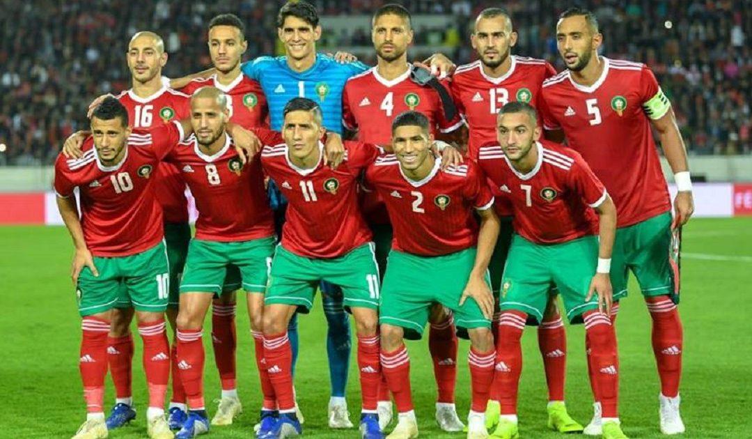 """المنتخب المغربي يواجه منتخب ناميبيا في أولى مبارياته بـ """"كان 2019"""" بالقاهرة"""