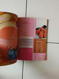 Buku Pintar Jus untuk Bayi & Balita