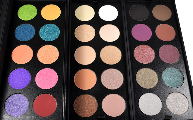 Makeup Forever Cyber Monday Artist Shadow Collector's Palette Review