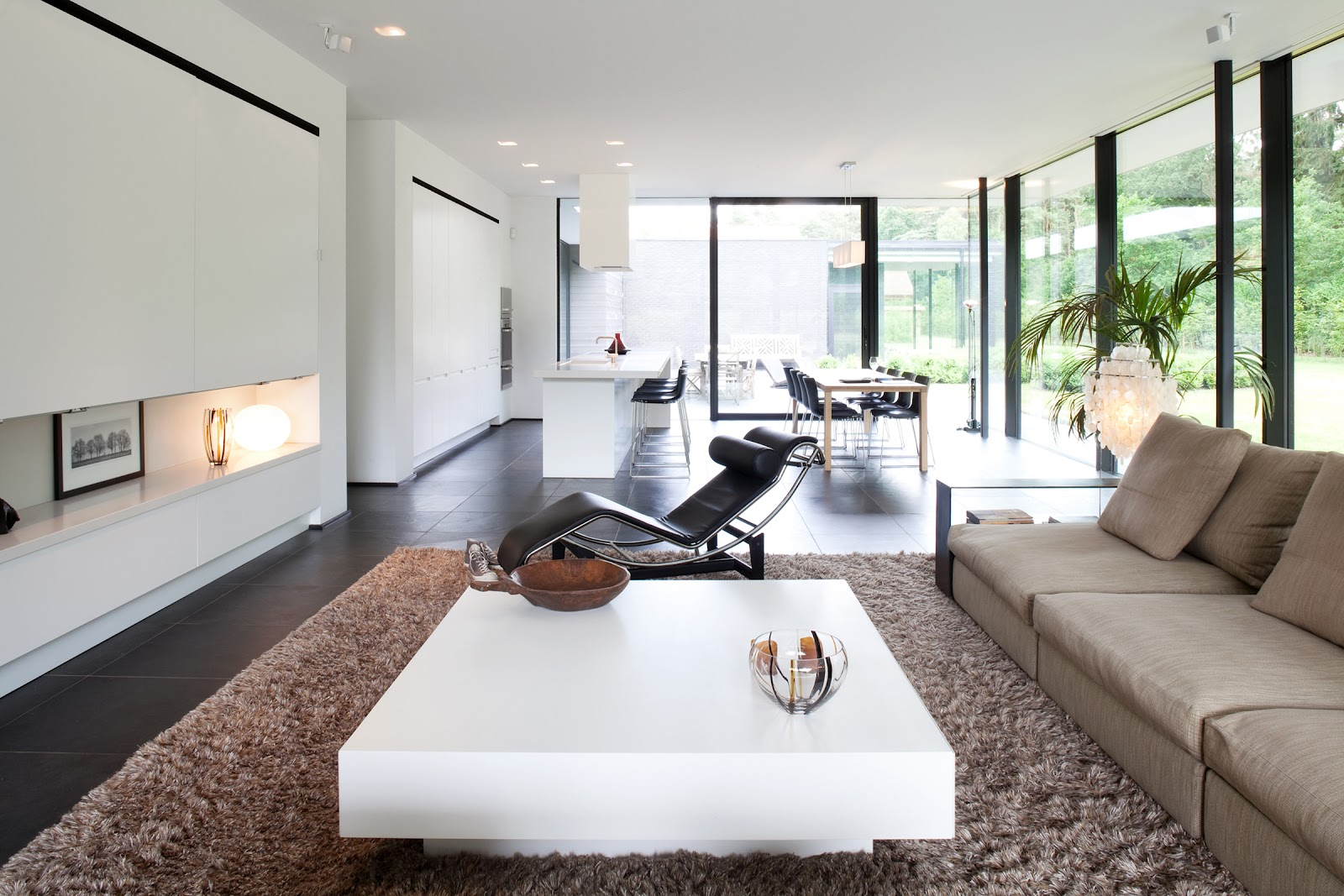 Ultra Modern Glass House Architecture   modern design by ... on Modern Glass House Design  id=20029