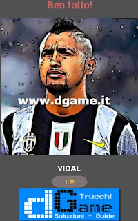 Soluzioni Football Player - Guess Quiz livello 7