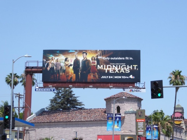 Midnight Texas season 1 billboard