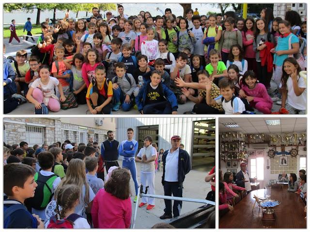 Γιάννενα: Εκατοντάδες μαθητές υποδέχθηκε ο Ναυτικός Όμιλος!