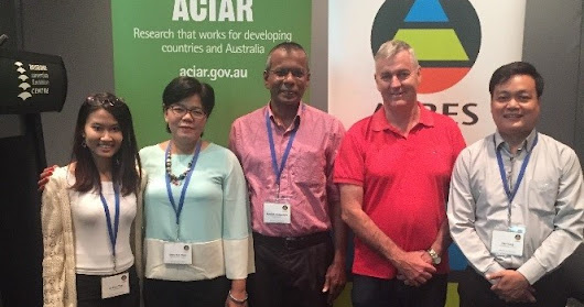 ACIAR contributes to the Australian Agricultural and Resource Economics Society Conference