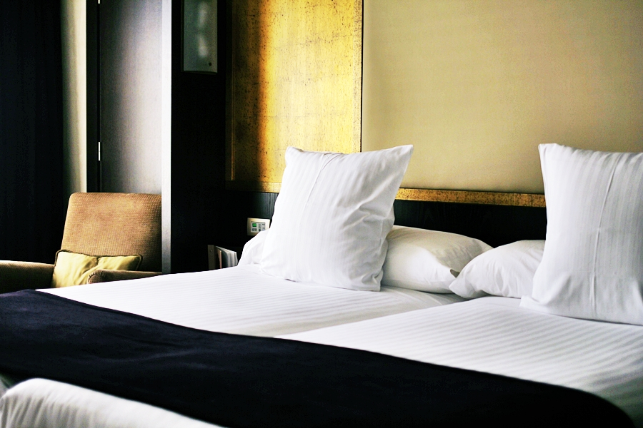 melia barcelona sarria beds
