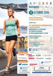 RISULTATI Mezza Maratona e 10km di Fine Estate 2016