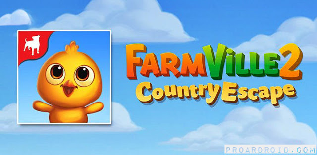 FarmVille 2 Country Escape مهكرة