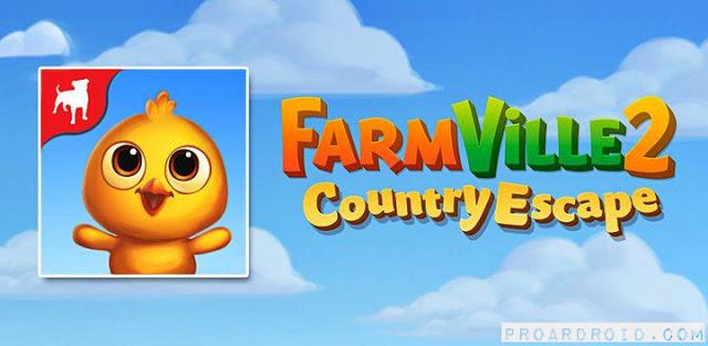 لعبة FarmVille 2 Country Escape v14.0.4977 مهكرة للأندرويد (اخر اصدار) logo