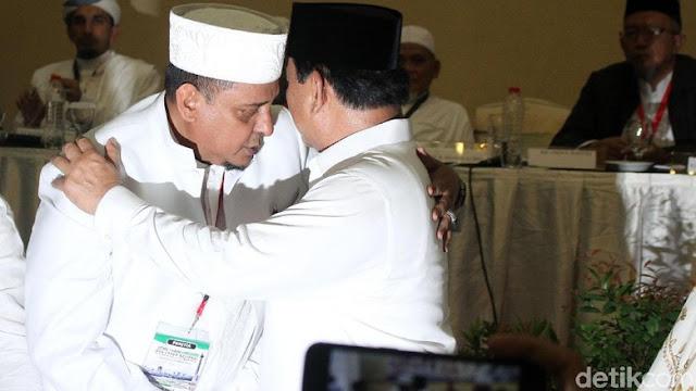 Didukung Ijtimak Ulama, Prabowo: Ini Sungguh Mengharukan