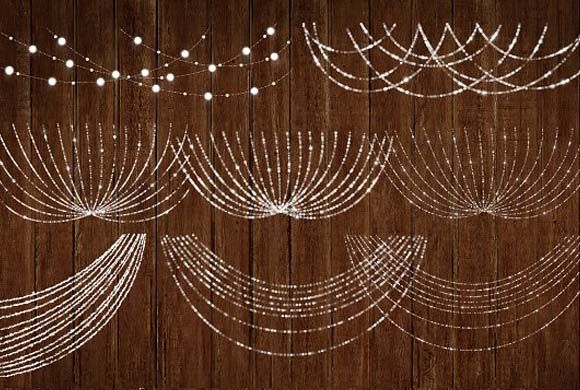 String Lights PNG