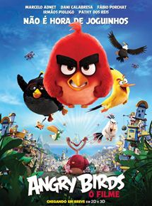 Angry Birds: O Filme Dublado (2016)