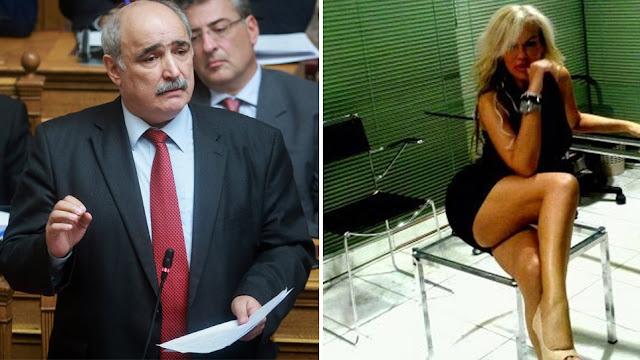 Μπόλαρης: Φυσικά και δεν δέχθηκα την παραίτηση της Θωμαρίτας - Έχω 6 γυναίκες στο γραφείο της Θεσσαλονίκης
