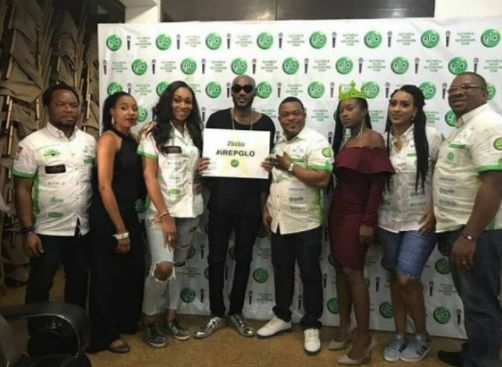 Tuface Idibia Unveiled As Globacom Ambassador