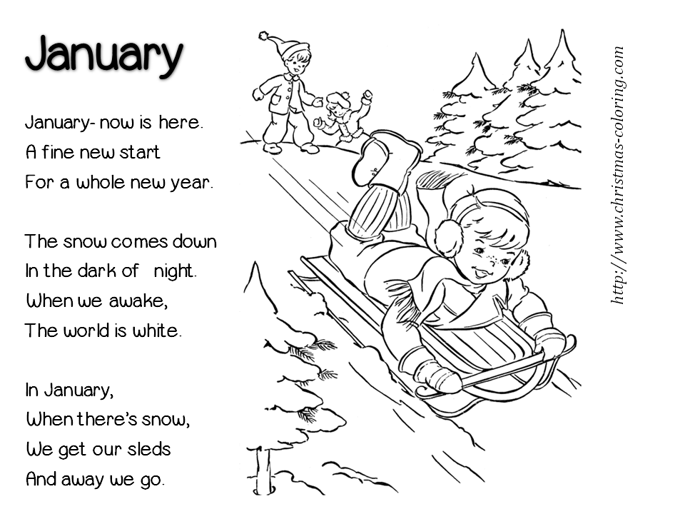 Ideo English 123 2014-2015: New poem about January
