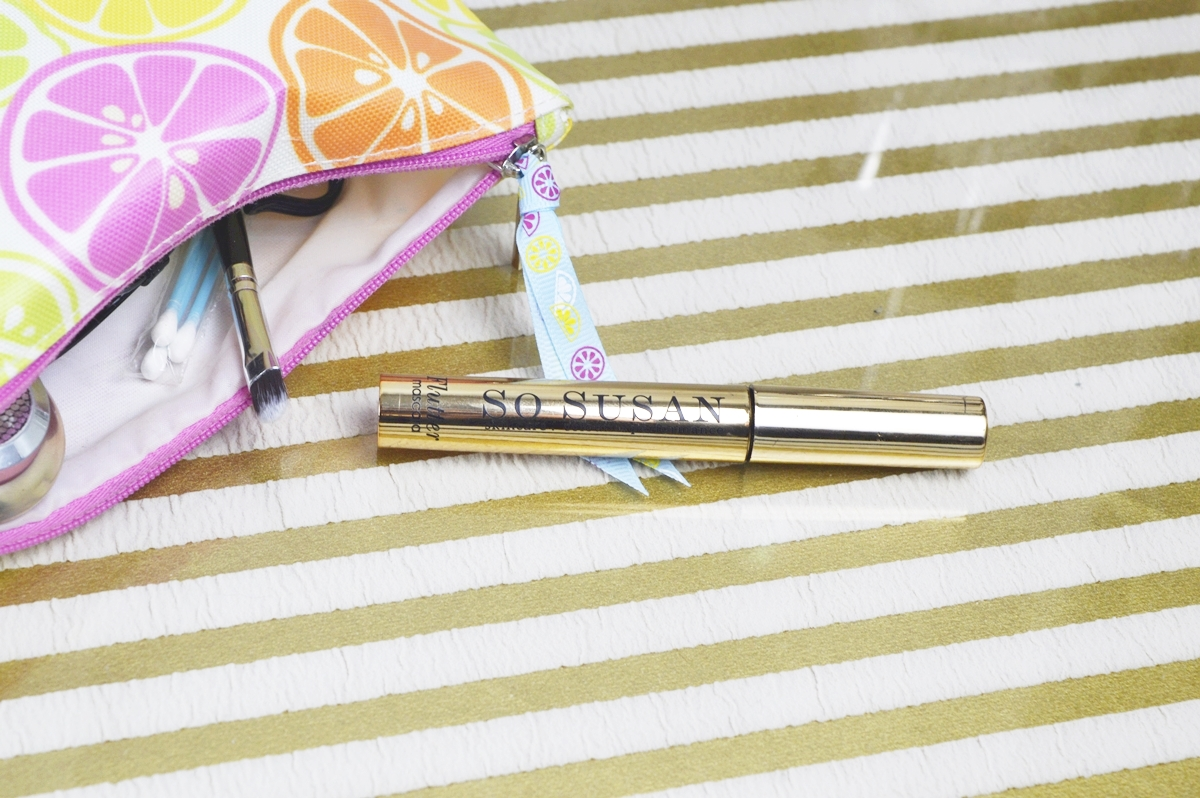 What's in my BeautyBag So Susan Mascara
