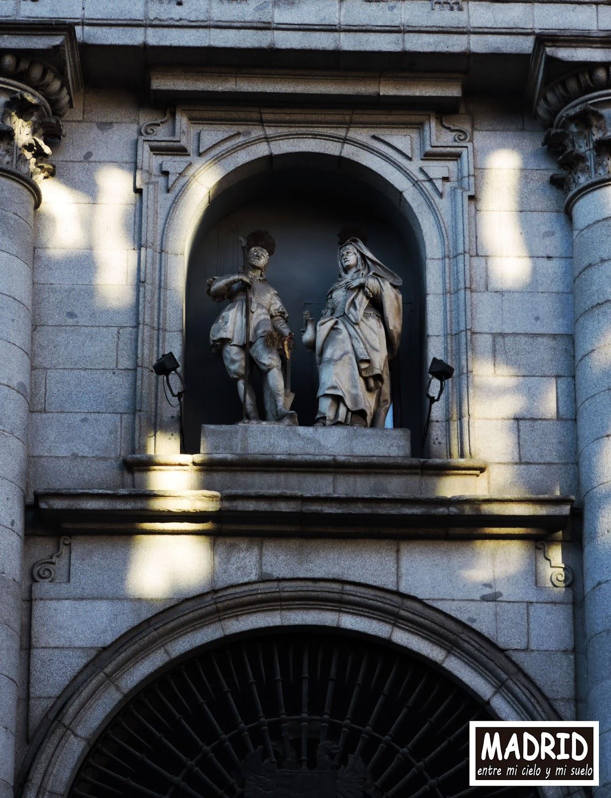 Madrid Entre Mi Cielo Y Mi Suelo Descubriendo La Colegiata De San