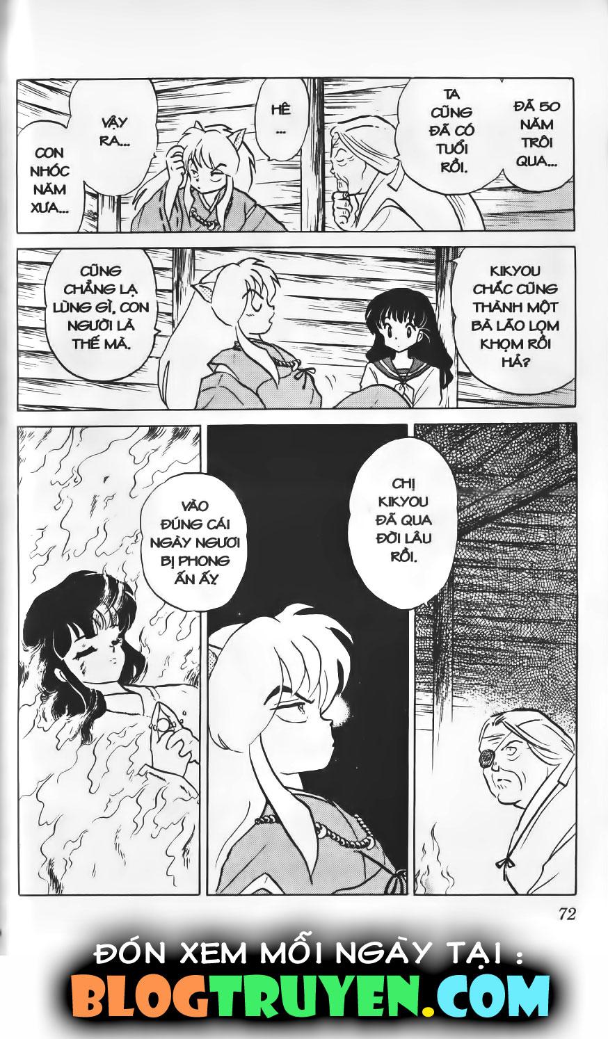 Inuyasha vol 01.3 trang 13