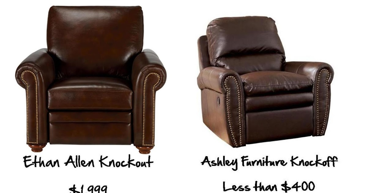 recliner vs chair with ottoman hanging tesco domesticated diva: home sweet home: knockout knockoff (interior decorating on a budget)