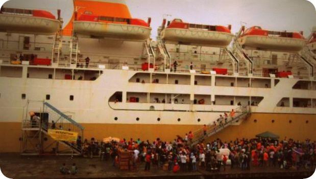 Pelni Timika Harap Pengusaha Manfaatkan Tol Laut ke Jawa
