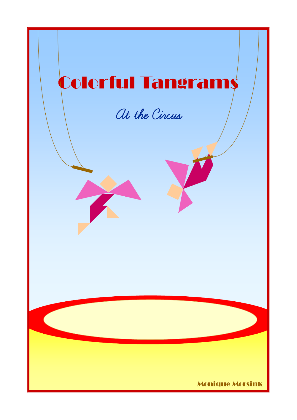 Colorful Tangrams At The Circus 2