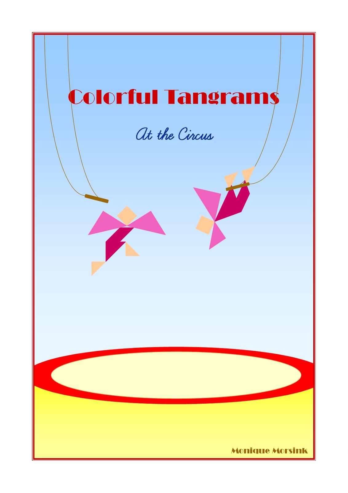 Colorful Tangrams At The Circus 2