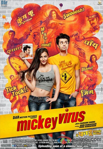 Mickey Virus 2013 Hindi Movie Download