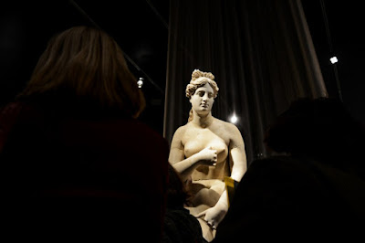 Άγνωστη Αφροδίτη εκτίθεται για πρώτη φορά στο Εθνικό Αρχαιολογικό Μουσείο